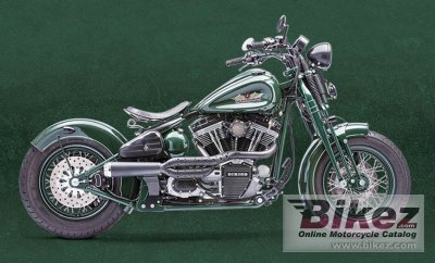 2013 Dirico Bobber photo