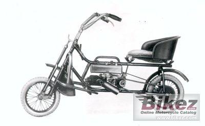 1921 DKW Golem