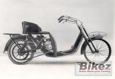1922 DKW Lomos-Sesselrad
