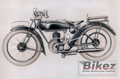 1931 DKW E 200