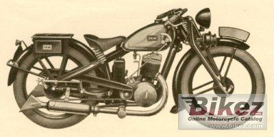 1932 DKW Block 300