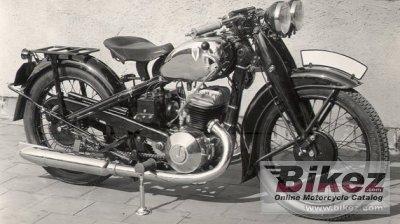 1934 DKW SB 500A