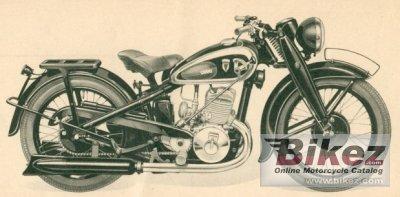 1937 DKW SB 500