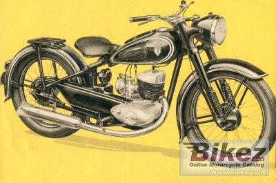 1951 DKW RT 200