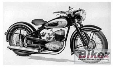 1952 DKW RT 250 1