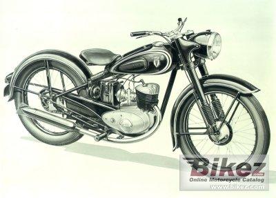 1953 DKW RT 125 2