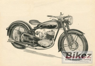 1953 DKW RT 200H