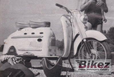 1954 DKW Hobby Luxus
