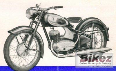 1955 DKW RT 175