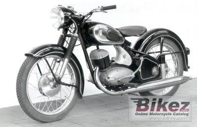 1955 DKW RT 200 2