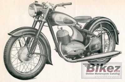 1955 DKW RT 250 2