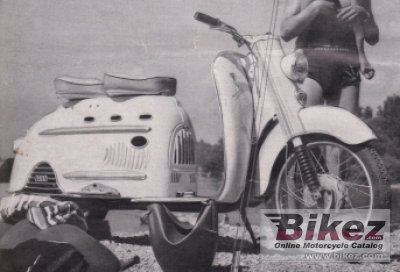 1956 DKW Hobby Luxus