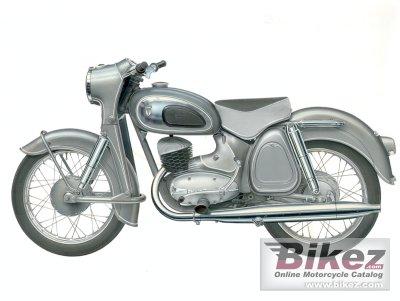 1956 DKW RT 175 VS