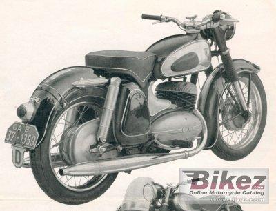 1956 DKW RT 350 S