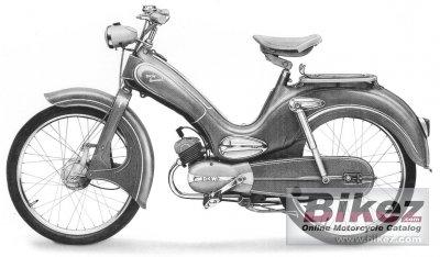1957 DKW Hummel