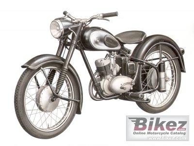 1957 DKW RT 125 2H