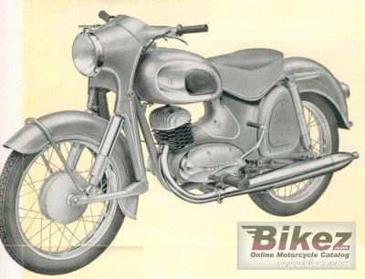 1957 DKW RT 200 VS