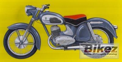 1957 DKW RT 250 VS