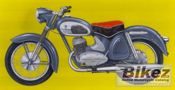 DKW RT 250