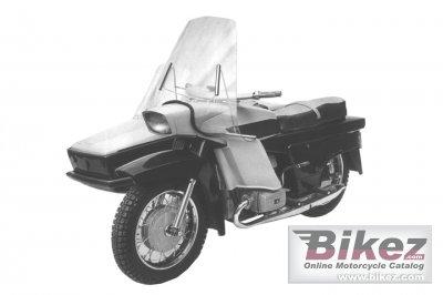 1970 Dnepr MT-8