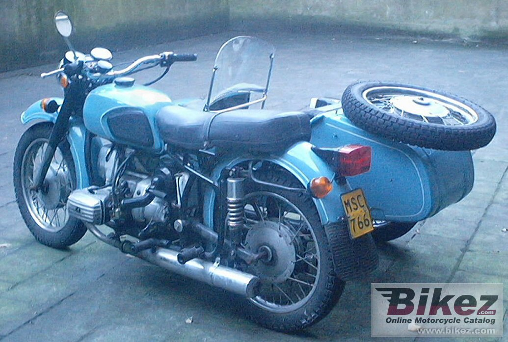 Big J.-Ph Monteiro mt 11 (with sidecar) picture and wallpaper from Bikez.com