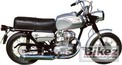 1965 Ducati 160 Monza Junior
