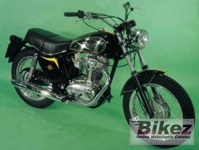 1968 Ducati Scrambler