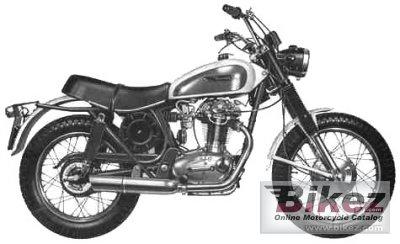 1969 Ducati Scrambler