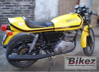 1977 Ducati 350 S Desmo