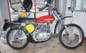 1977 Ducati 125 Enduro photo