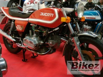 1978 Ducati 900 SD Darmah photo