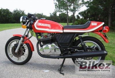 1978 Ducati 500 S Desmo