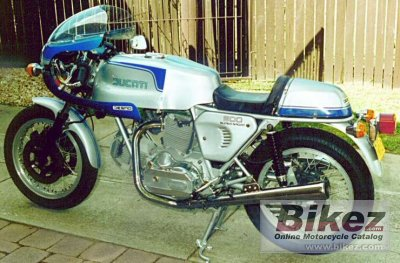 1978 Ducati 900 Ss Specifications And Pictures