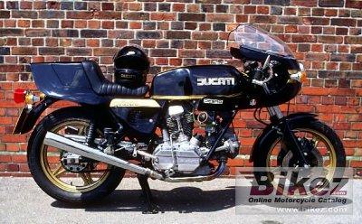 1979 Ducati 900 SS