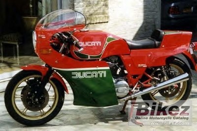 1980 Ducati 900 SS Hailwood-Replica photo