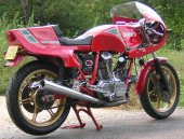 1981 Ducati 900 SS Hailwood-Replica photo