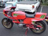 1982 Ducati 600 SL Pantah photo