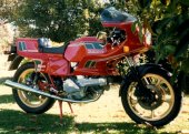1984 Ducati 600 SL Pantah photo