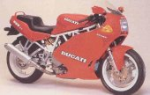 1991 Ducati 900 SS Super Sport photo