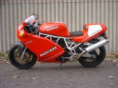 1993 Ducati 900 Superlight