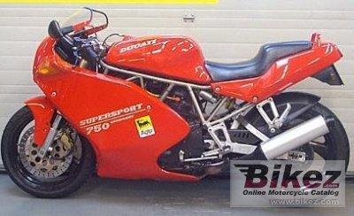 1993 Ducati ... Ducati 748 Specifications