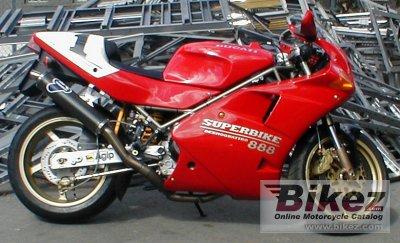 1993 Ducati 888 SP5
