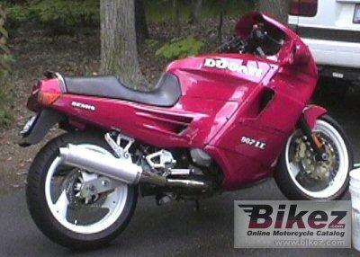 1993 Ducati 907 I.E.