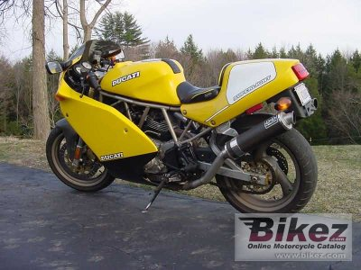 1994 Ducati 900 Superlight photo