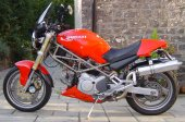 1995 Ducati Monster 600 photo