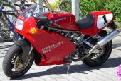 1995 Ducati 900 Superlight photo