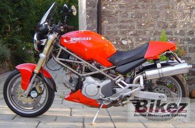 1995 Ducati Monster 600 Specifications And Pictures