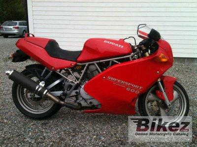 1995 Ducati SS 600 N