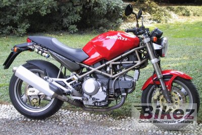 1996 Ducati 900 Monster photo