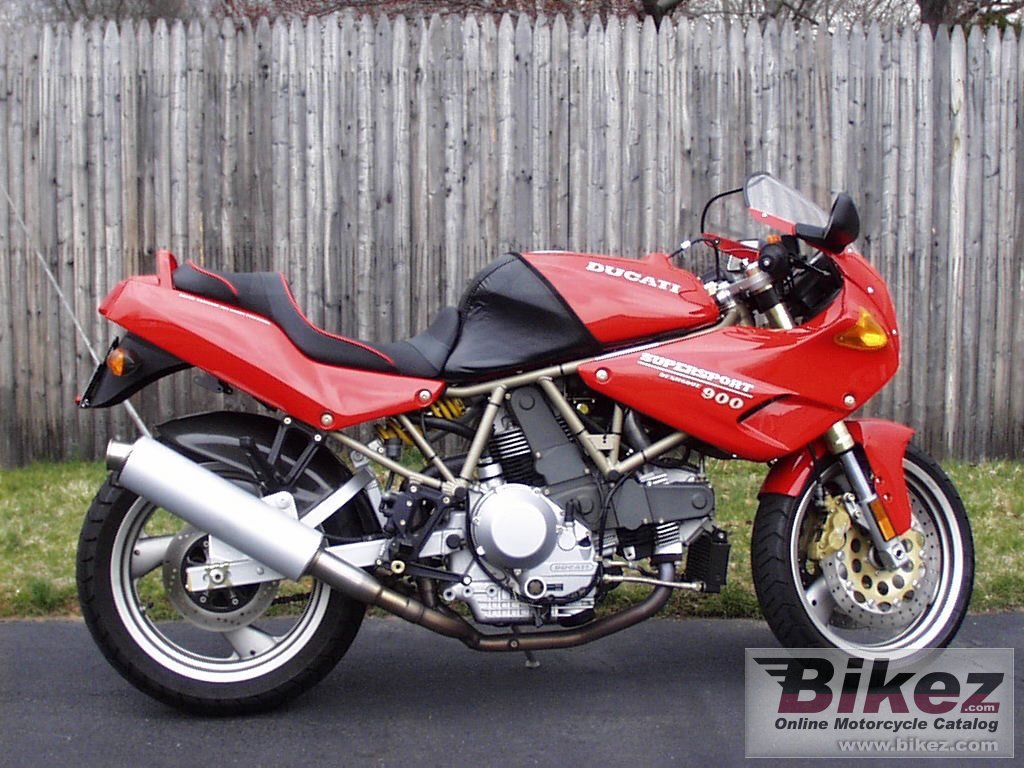 Big Bill Nicolson ss 900 c picture and wallpaper from Bikez.com